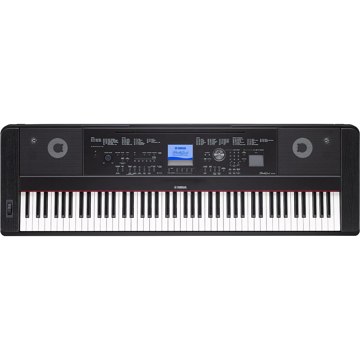 Yamaha DGX-660 88-Key Portable Grand