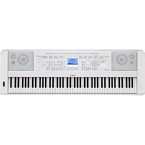 Yamaha Dgx 660 88 Key Portable Grand