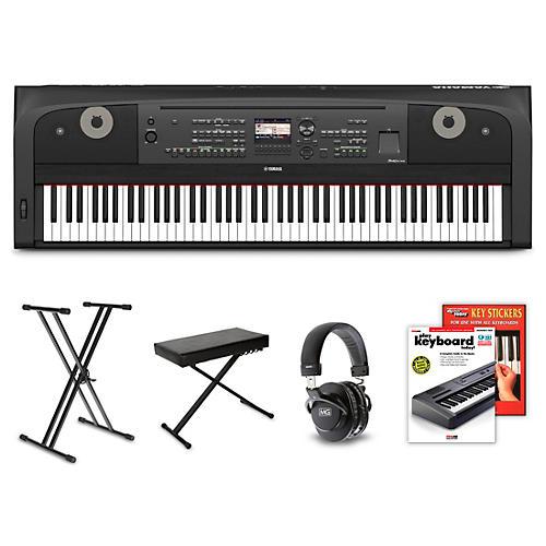 Yamaha DGX-670 Digital Piano Package