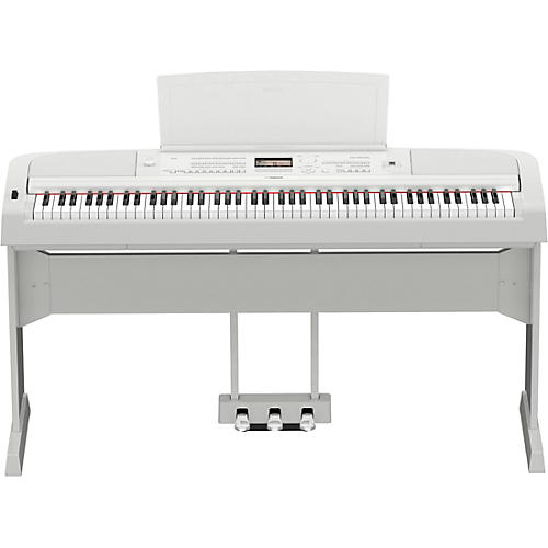 Yamaha DGX-670 Keyboard with Matching Stand and Pedal