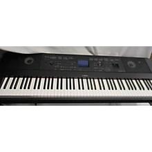 Yamaha DGX660 88 Key Digital Piano