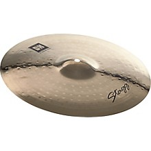 DH Dual-Hammered Brilliant Medium Crash Cymbal 17 in.