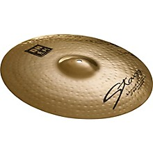 DH Dual-Hammered Brilliant Medium Ride Cymbal 20 in.