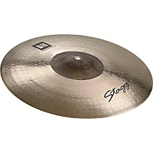 Stagg DH Dual-Hammered Exo Extra Dry Ride Cymbal