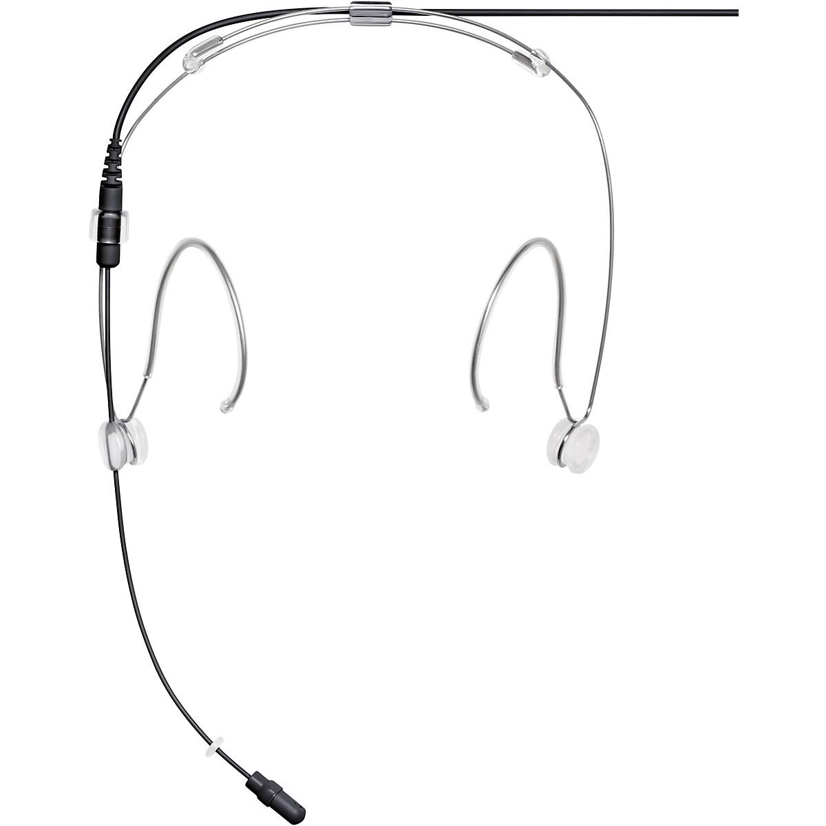 Shure DH5 DuraPlex Omnidirectional Headset Microphone (MTQG Connector)