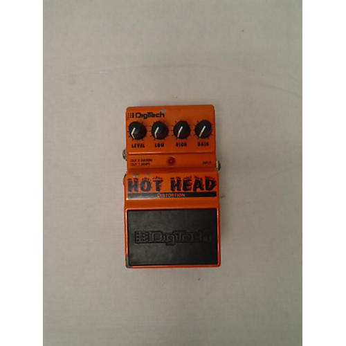 Digitech DHH Hot Head Distortion Effect Pedal