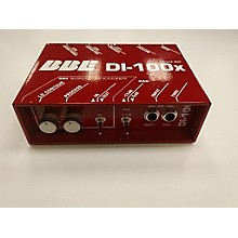 BBE DI-100X Direct Box