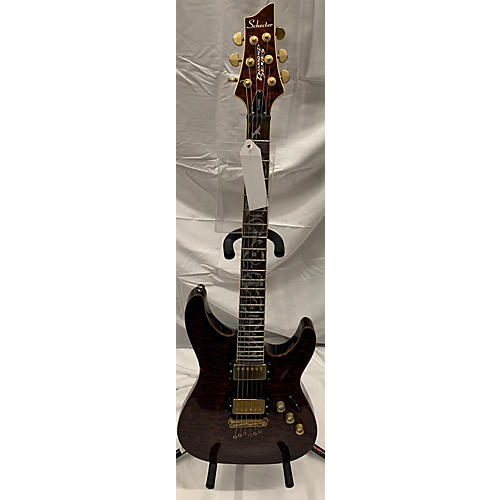 Schecter Guitar Research DIAMOND SERIES CLASSIC Solid Body Electric Guitar