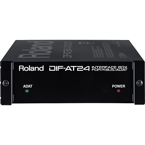 Roland DIF-AT24 Interface Box for R-Bus/ADAT