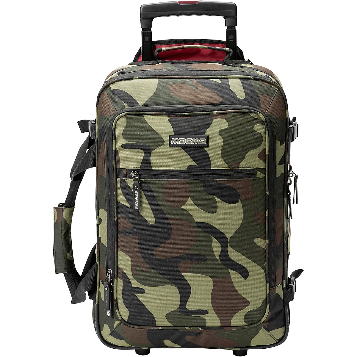 Magma Cases DIGI Carry-On Trolley Rolling DJ Case