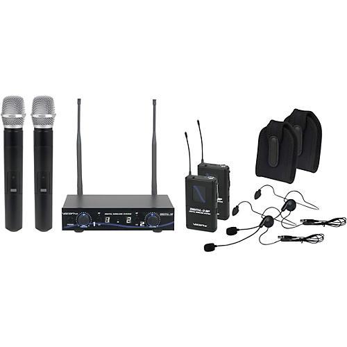 Vocopro DIGITAL-32-ULTRA Wireless System, Dual-Channel