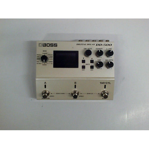 Boss DIGITAL DELAY 500 Effect Processor