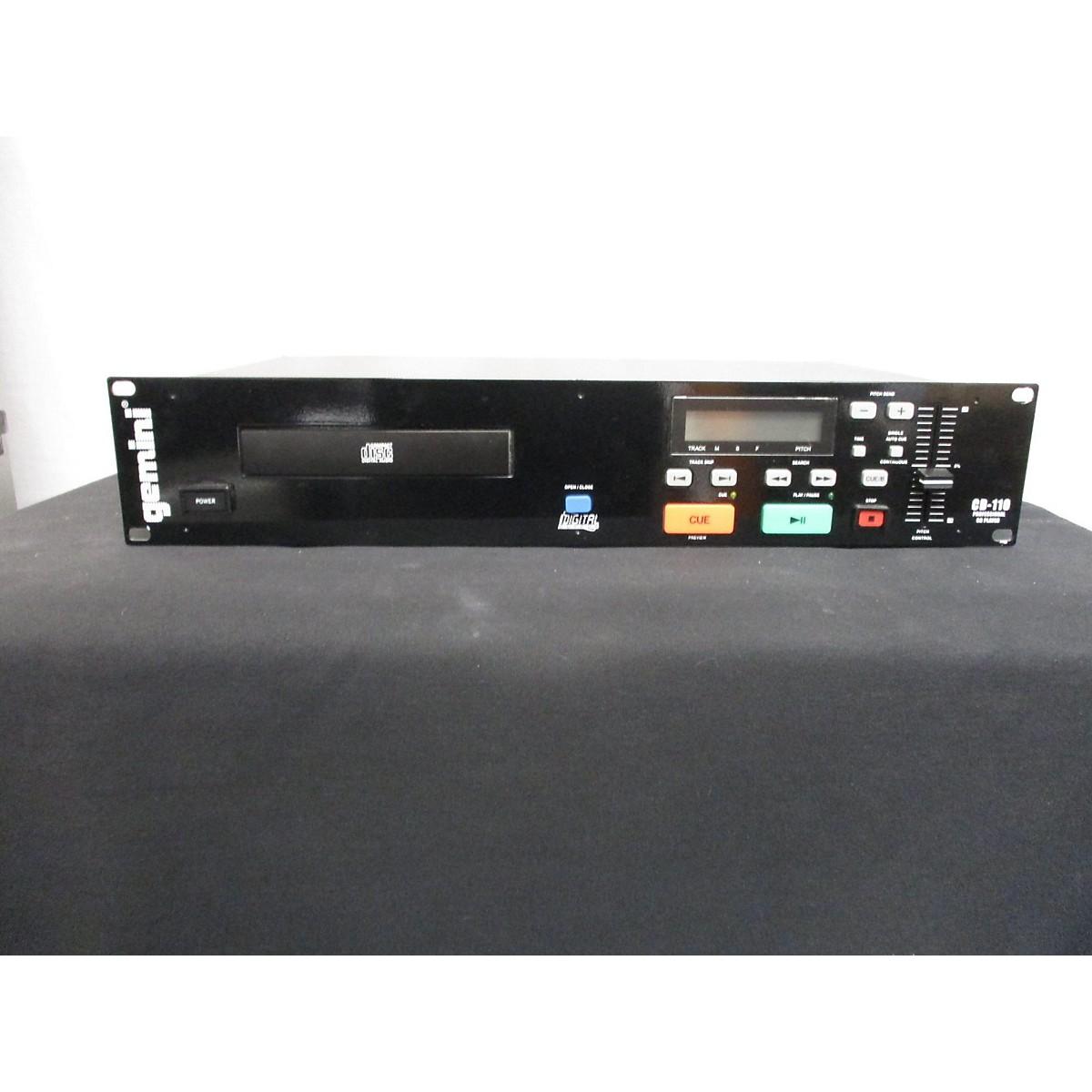 Gemini DIGITAL DISK PLAYER DJ Player