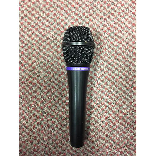 used audio technica digital reference dynamic microphone guitar center. Black Bedroom Furniture Sets. Home Design Ideas