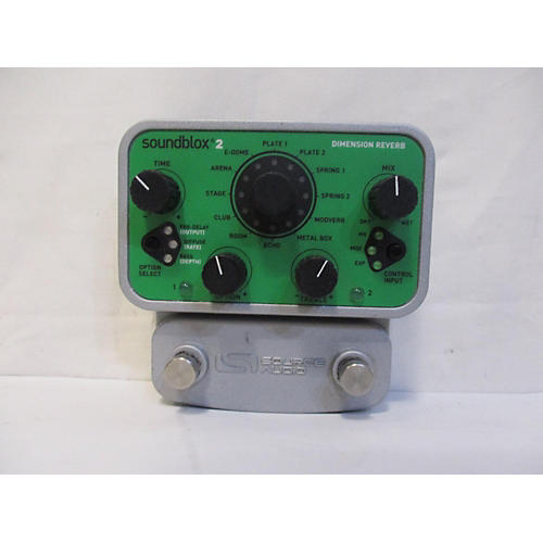 Source Audio DIMENSION REVERB Bass Effect Pedal