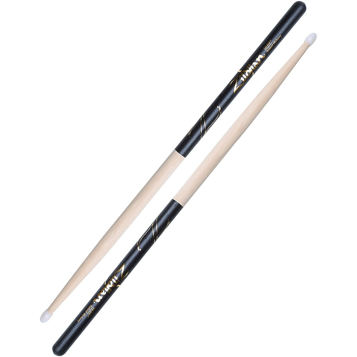 Zildjian DIP Drum Sticks - Black