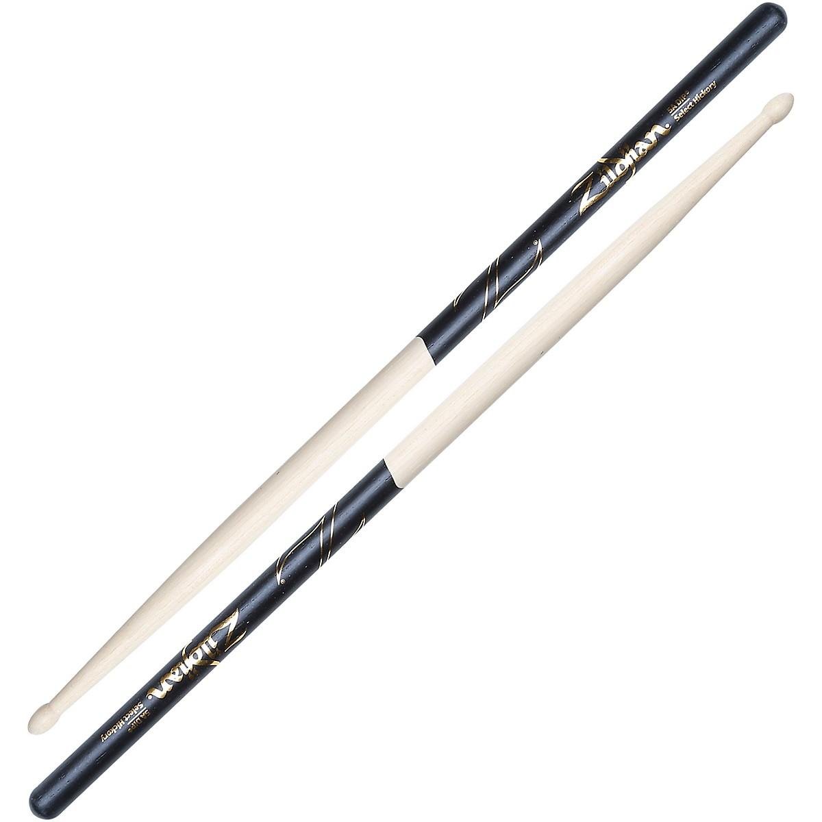 Zildjian DIP Drum Sticks - Black