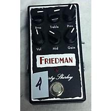 Friedman DIRTY SHIRLY Effect Pedal
