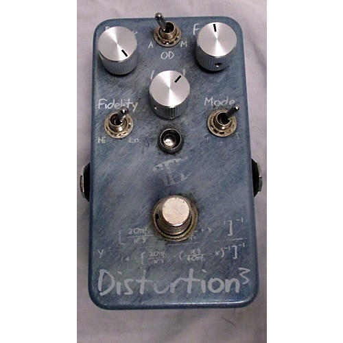 VFE DISTORTION 3 Effect Pedal