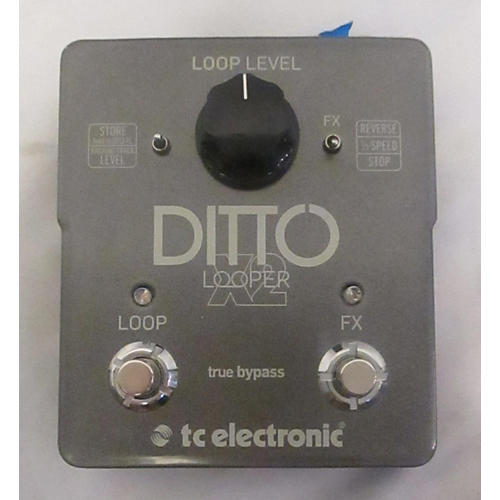 TC Electronic DITTO LOOPER X2 Pedal