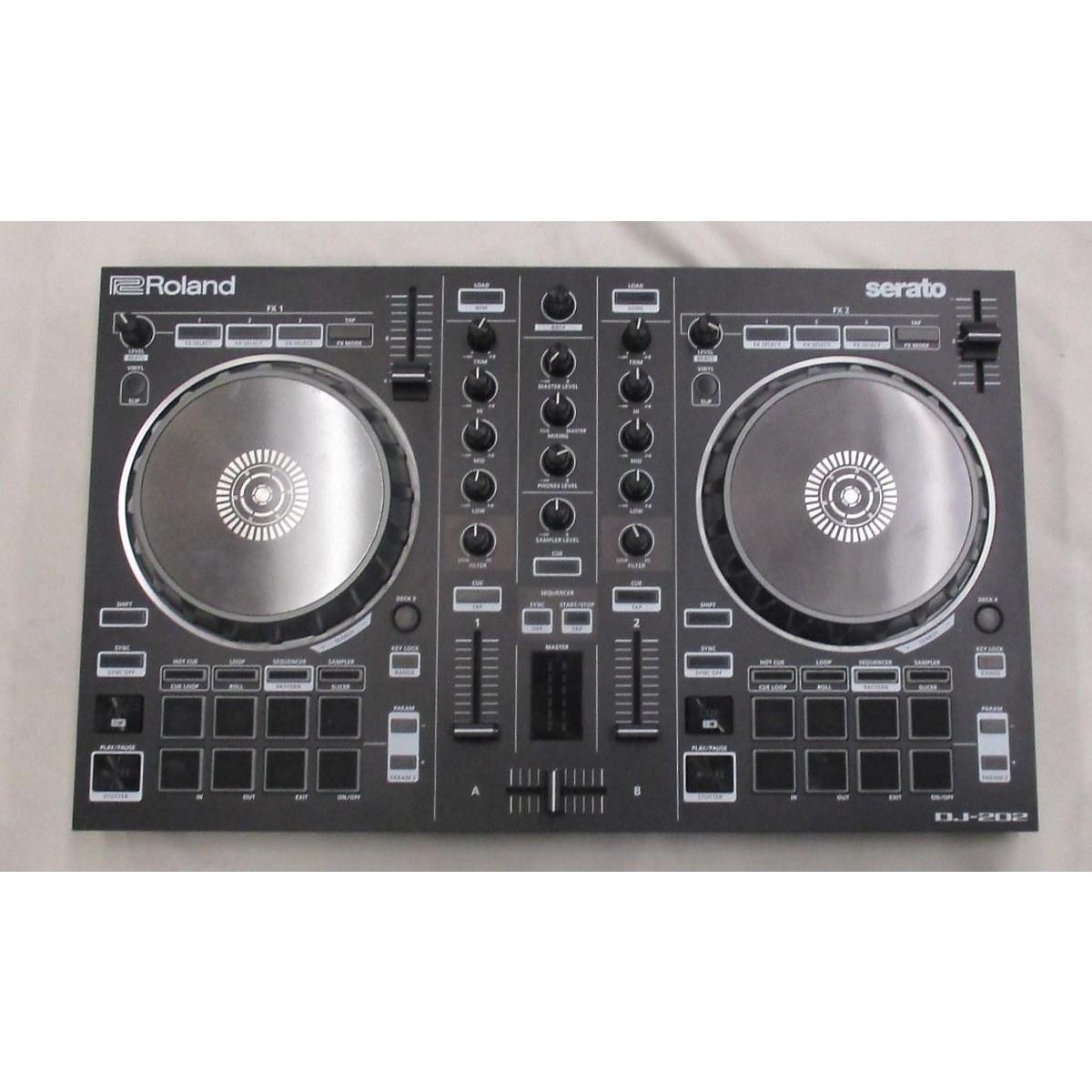 Roland DJ 202 DJ Mixer