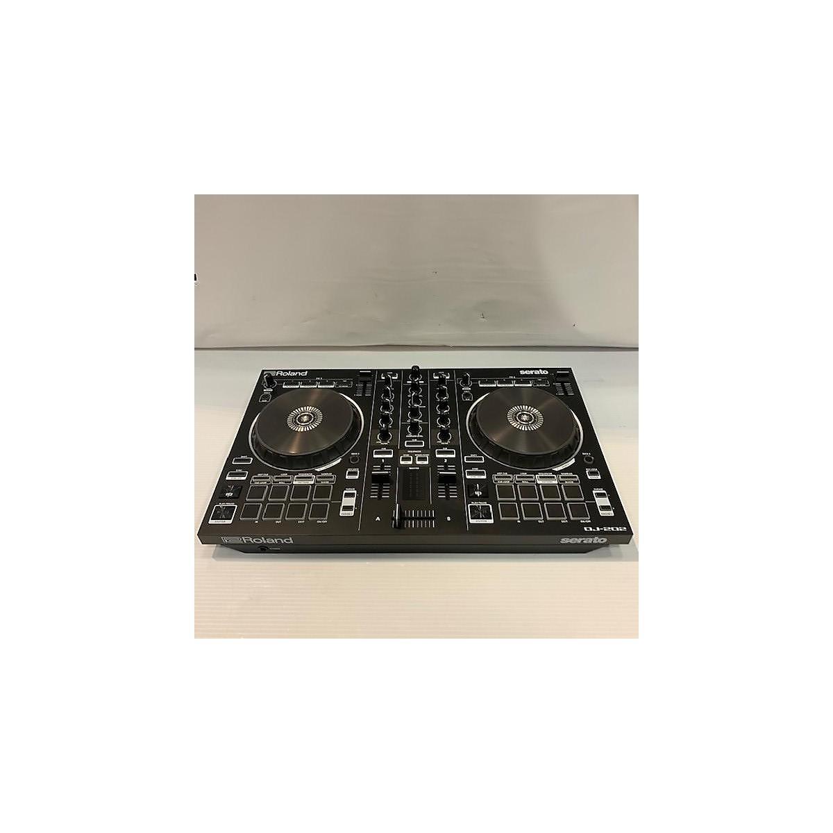 Roland DJ-202 DJ Mixer