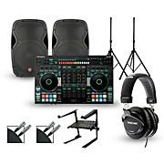 DJ-808 with Harbinger V1015 DJ Package