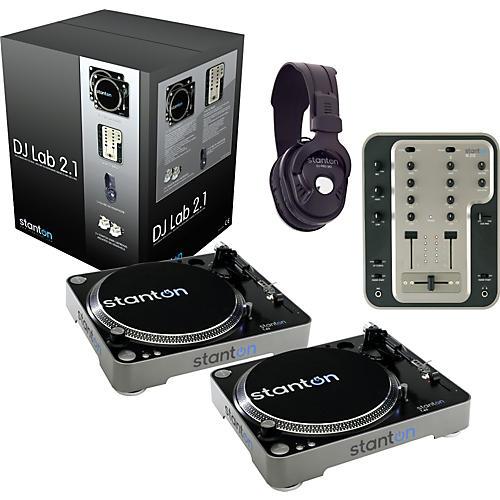 Stanton DJ Lab 2.1 Package