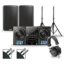 DJ Package with DDJ-1000 Controller and Alto TS3 Series Speakers 10