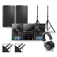 DJ Package with DDJ-1000 Controller and Alto TS3 Series Speakers 12