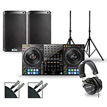 DJ Package with DDJ-1000 Controller and Alto TS3 Series Speakers 8