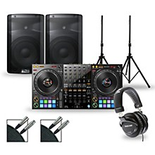 DJ Package with DDJ-1000 Controller and Alto TX2 Series Speakers 10