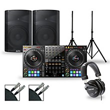 DJ Package with DDJ-1000 Controller and Alto TX2 Series Speakers 12