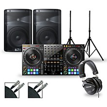 DJ Package with DDJ-1000 Controller and Alto TX2 Series Speakers 8
