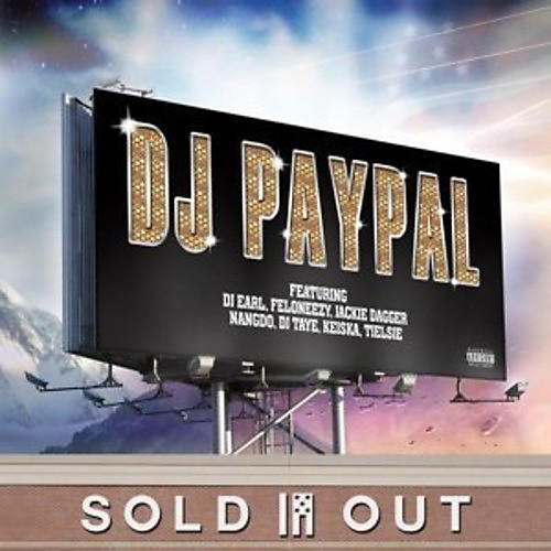 Alliance DJ Paypal - Sold Out