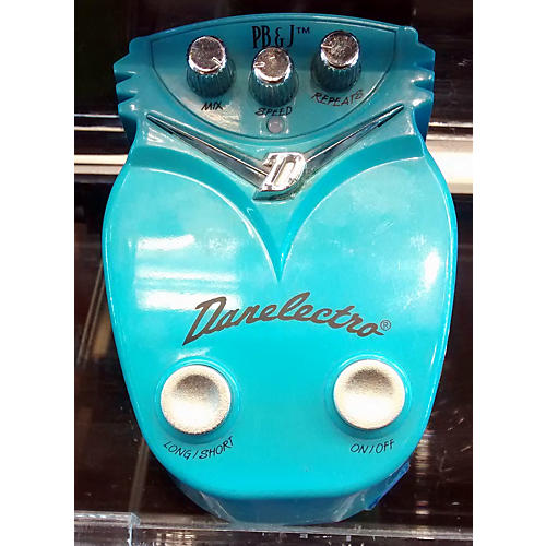 Danelectro DJ17 PB And J Delay Effect Pedal