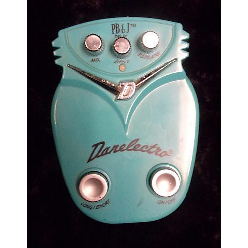 Danelectro DJ17 PB And J Delay Effect Pedal