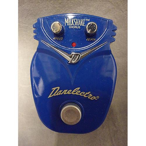 Danelectro DJ7 Milkshake Chorus Effect Pedal