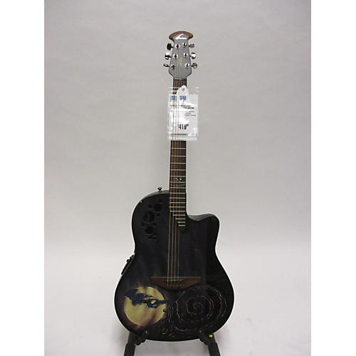 Ovation DJA34AL Acoustic Electric Guitar