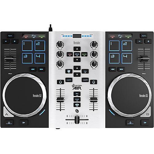 Hercules DJ DJControl Air S DJ Controller Party Pack with LED Light