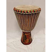 Overseas Connection DJEMBE 11.5X24 Djembe