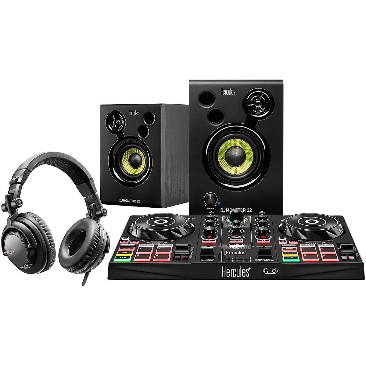 Hercules DJ DJLearning Kit