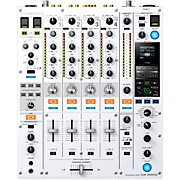 DJM-900NXS2-W Limited Edition White Professional 4-Channel Digital DJ Mixer With Dual USB for Serato, TRAKTOR and rekordbox