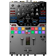 DJM-S9 Limited Edition Silver 2-Channel Battle Mixer for Serato DJ Pro