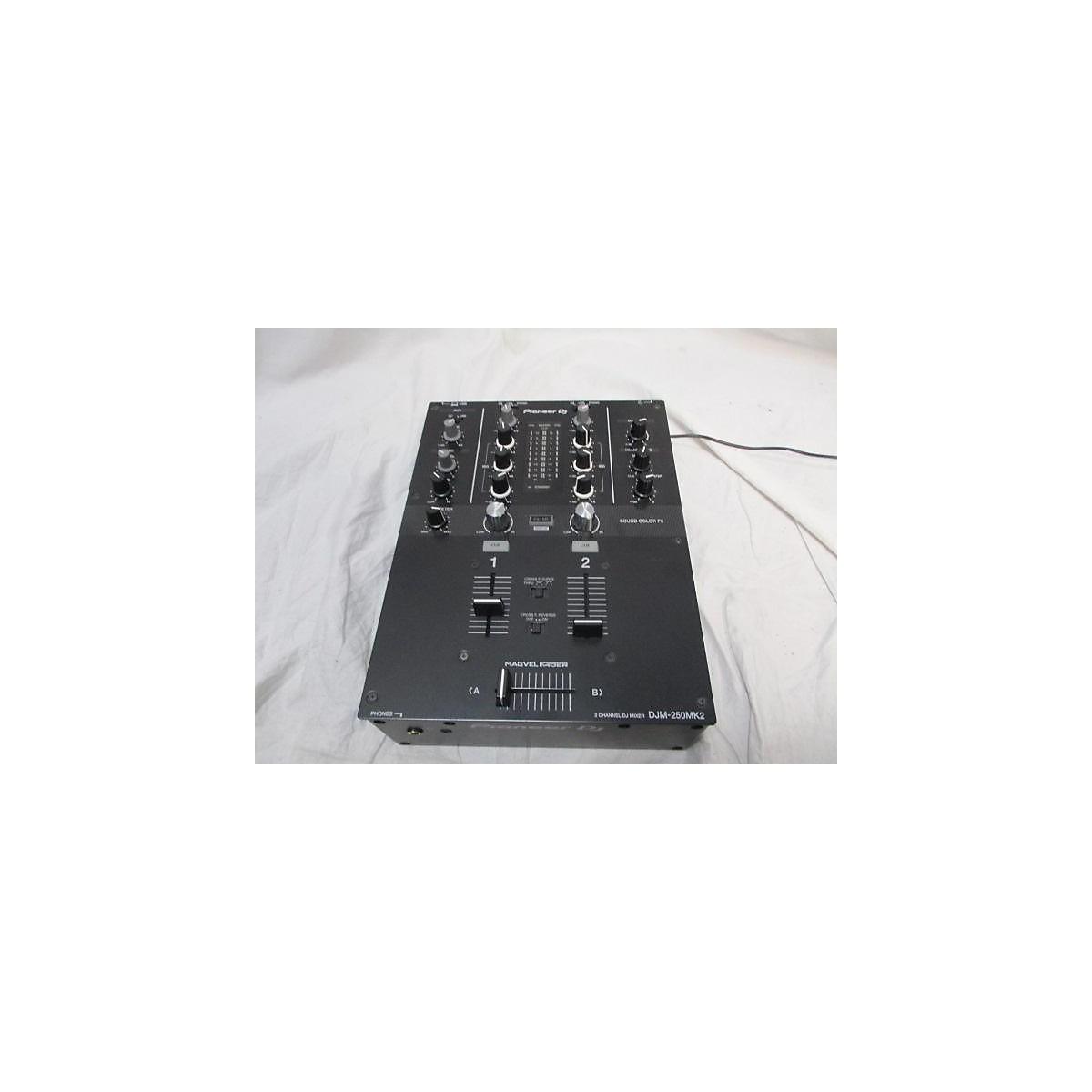 Pioneer DJM250mk2 Unpowered Mixer