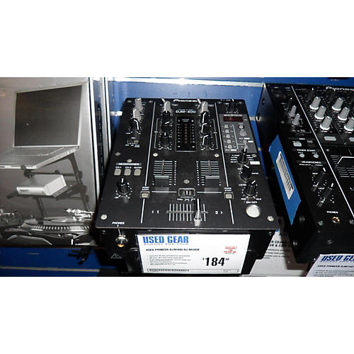 Pioneer DJM400 DJ Mixer