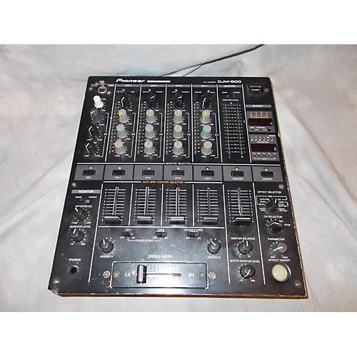 Pioneer DJM500 DJ Mixer