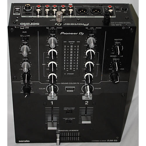 Pioneer DJMS3 DJ Mixer