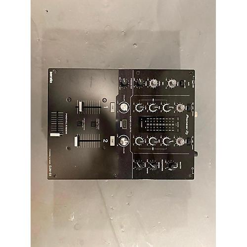 used pioneer djms3 dj mixer guitar center. Black Bedroom Furniture Sets. Home Design Ideas