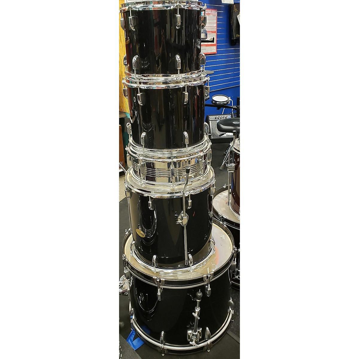 Groove Percussion DK160BLK Drum Kit